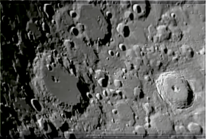 moon-Tycho Crater