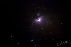 M42 Orion Nebula - One of the most beautiful things I've yet to see