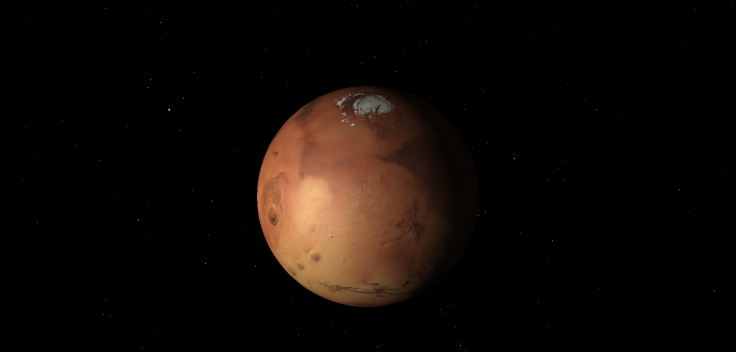 Time for Mars to shine!