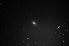 M81 with M82