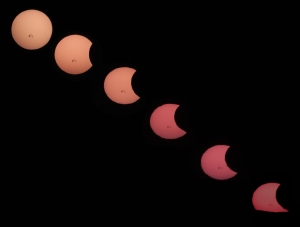 Partial Eclipse Phases